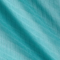 Riley Blake Double Gauze Solid Aqua Fabric