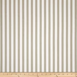 Premier Prints Basic Stripe Twill Tan Fabric