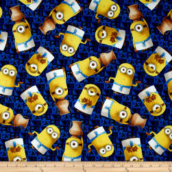 Minions Egyptian Minion Toss Royal Fabric