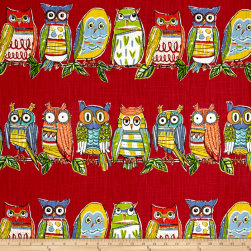 Richloom R Gallery Hoot Pompei Fabric