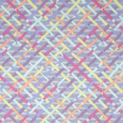 Kaffe Fassett Collective Mad Plaid Grey