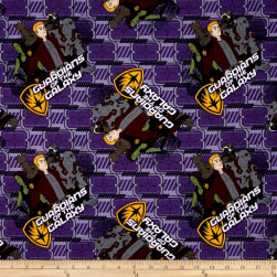 Marvel Guardians of the Galaxy Pack Purple Fabric