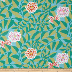 Kaffe Fassett Collective Vine Ducke Fabric