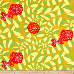 Kaffe Fassett Collective Vine Gold Fabric