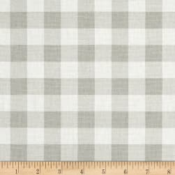 Premier Prints Plaid French Grey