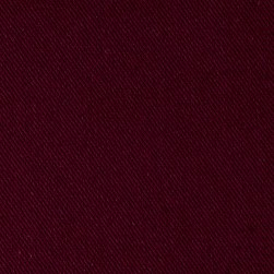 10 oz. Bull Denim Port Wine Fabric