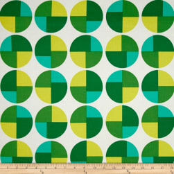 Kaufman Geo Pop Canvas Home Decor Geo Circles