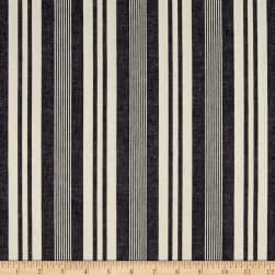 Kaufman Railroad Denim Stripe Variety Fabric