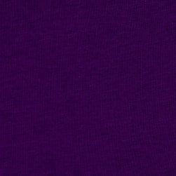 Art Gallery Solid Stretch Jersey Knit Wild Violet