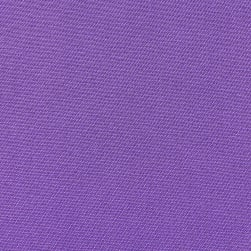 Kaufman Ventana Twill Solid Deep Purple Fabric