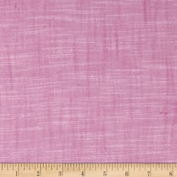 Kaufman Manchester Textured Yarn Dye Solid Shirting Violet