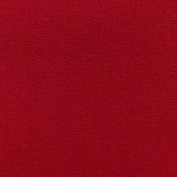 Kaufman Big Sur Canvas Solid Bordeaux Fabric