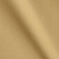 Kaufman Big Sur Canvas Solid Light Beige Fabric