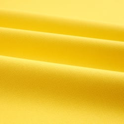 Kaufman Big Sur Canvas Solid Yellow Fabric
