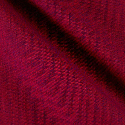 Luminary Yarn Dyed Chambray Magenta Fabric