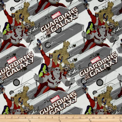 Marvel Guardians of the Galaxy Characters Iron Fabric