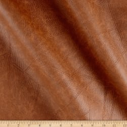 Faux Leather Patchwork Rawhide Fabric