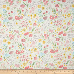 Michael Miller Sommer Garden Bloom Fabric