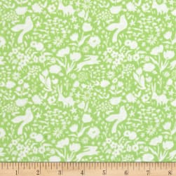 Michael Miller Sommer Garden Shadow Meadow Fabric