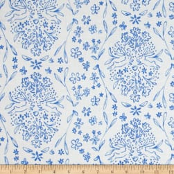 Michael Miller Sommer Sundborn Blueberry Fabric