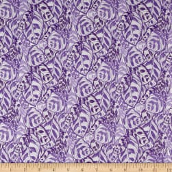 Liberty Fabrics Tana Lawn Jungle Purple