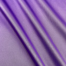 Silky Satin Charmeuse Solid Orchid Fabric