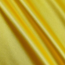 Silky Satin Charmeuse Solid Spa/Sorbet Fabric