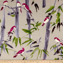 P.Kaufmann Bamboo Path Orchid Fabric