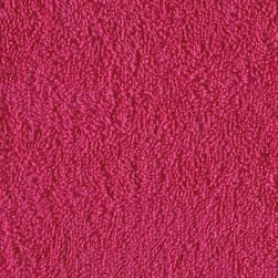 Shannon Terry Cloth Cuddle Fuchsia Fabric
