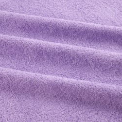 Shannon Terry 16 ounce Cloth Lilac Fabric