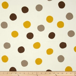 Birch Organic Mod Basics 3 Pop Dots Golden
