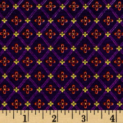 Fabric Merchants Cotton Lycra Spandex Jersey Knit Diamond