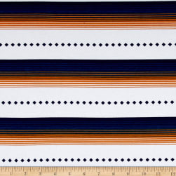 Fabric Merchants Cotton Lycra Spandex Jersey Knit Navajo
