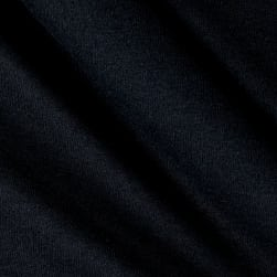 Fabric Merchants Cotton Stretch Jersey Knit Solid Black