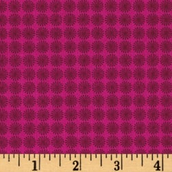 Wrap It Up Pinwheel Pink Fabric