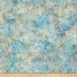 Wilmington Batiks Rippled Reflections Gray/Blue