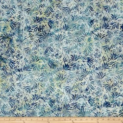 Wilmington Batiks Windswept Lt.Blue/Gray