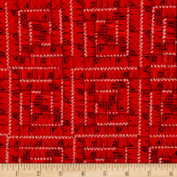 Sewing Seeds II Tape Measures Tomato