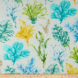 Swavelle/Mill Creek Indoor/Outdoor Jeju Screen Opal Fabric