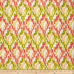 Swavelle/Mill Creek Indoor/Outdoor Ozbel Screen Sorbet Fabric