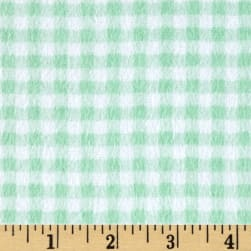 Flannel Basic Plaid Cool Sage