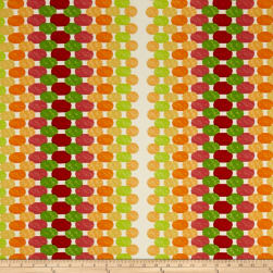 Terrasol Indoor/Outdoor Tetris Citrus Fabric