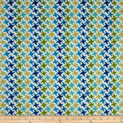 Terrasol Indoor/Outdoor Highland Ocean Fabric