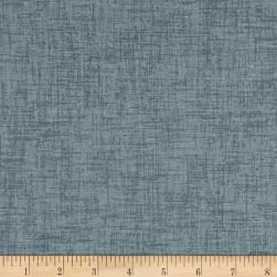 Premier Prints Jackson Vintage Blue Twill Fabric