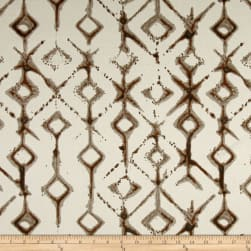Premier Prints Tribal Macon Caramel Fabric