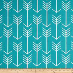 Premier Prints Arrow Indoor/Outdoor Ocean Twill Fabric