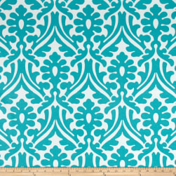 Premier Prints Holly Indoor/Outdoor Ocean Fabric