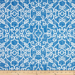 Premier Prints Ramey Indoor/Outdoor Cobalt