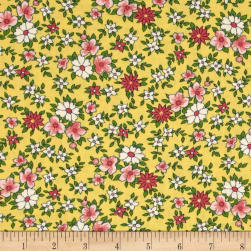 Pinafores & Petticoats Floral Harmony Yellow