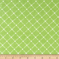 Flannel Tuft Green